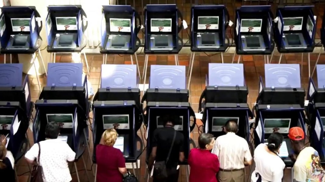 Could Russian Hackers Spoil Election Day