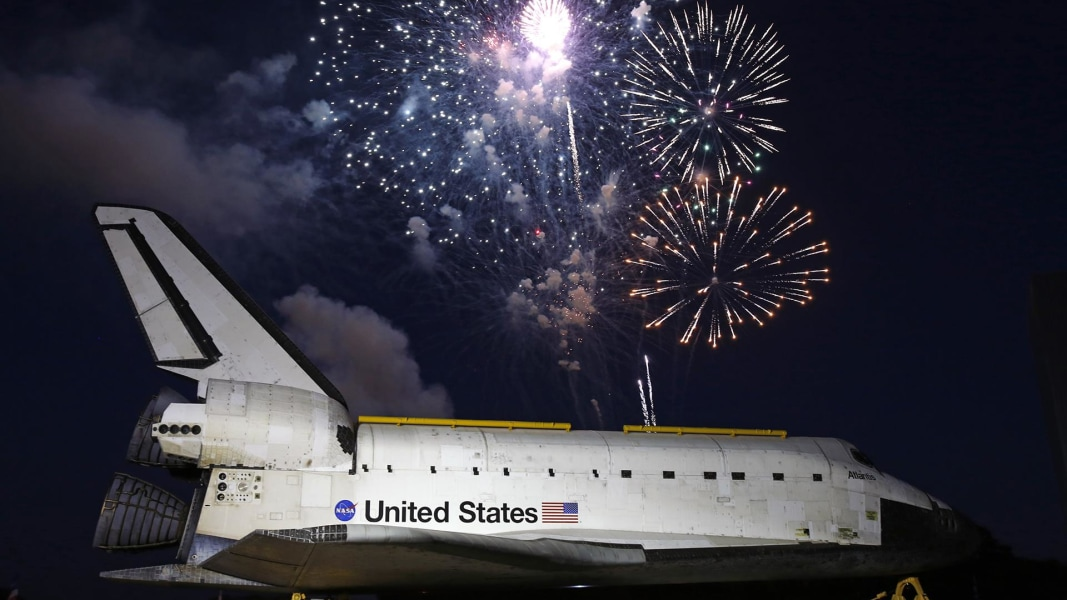 space shuttle program has ended - photo #1