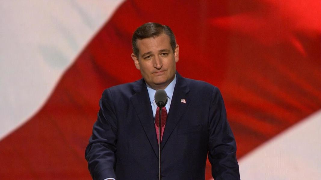 Convention Boos, Blasts Cruz For Not Endorsing Trump - NBC ...