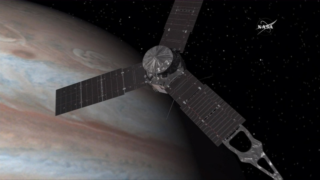 Juno Probe Entering Risky Portion of Approach to Jupiter ...