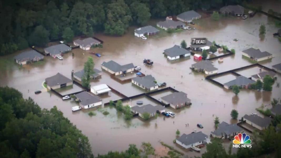 Louisiana Flooding Far From Over Despite Expected Respite ...