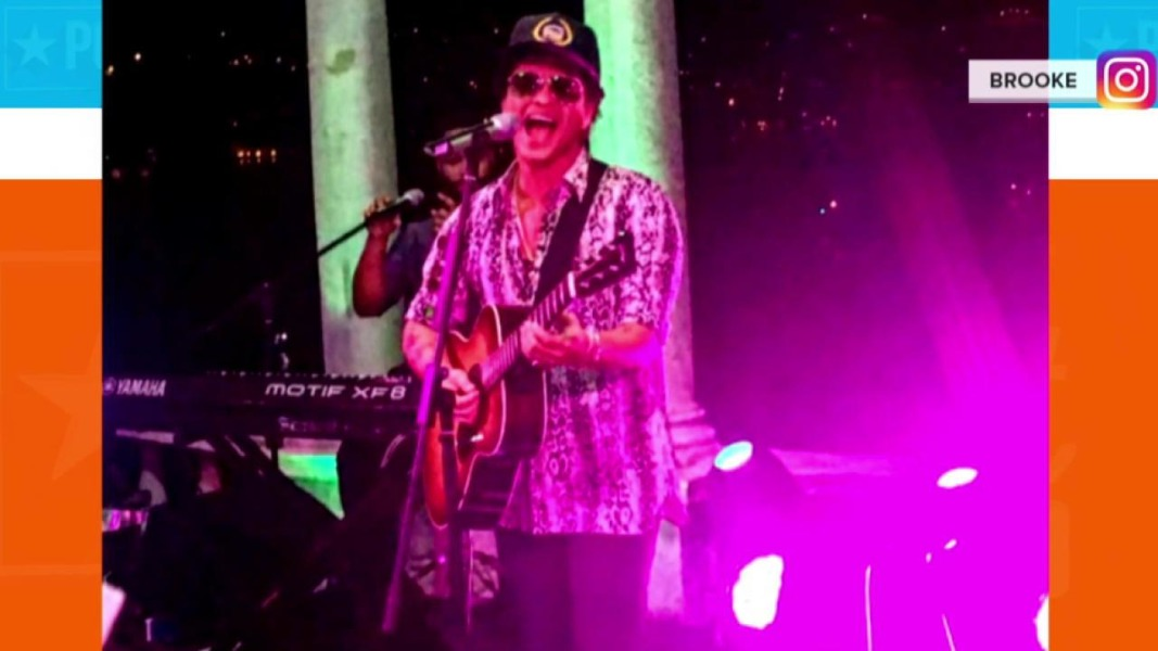 Bruno Mars Best Wedding Singer Ever