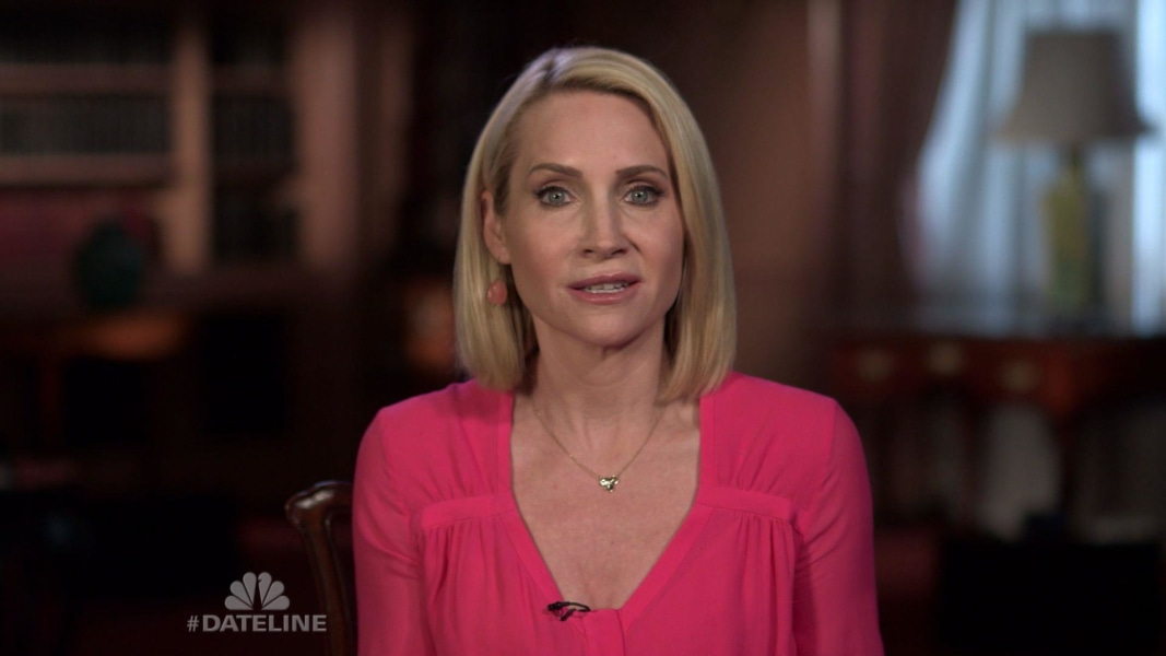 Andrea Canning's Dateline Choice: Mystery in Mustang - NBC ...