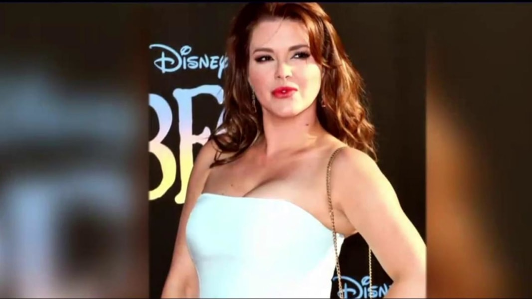 Alicia Machado Video Tape