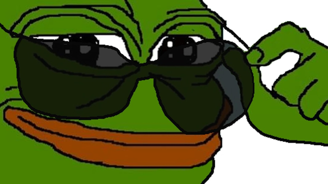 Image result for pepe the frog