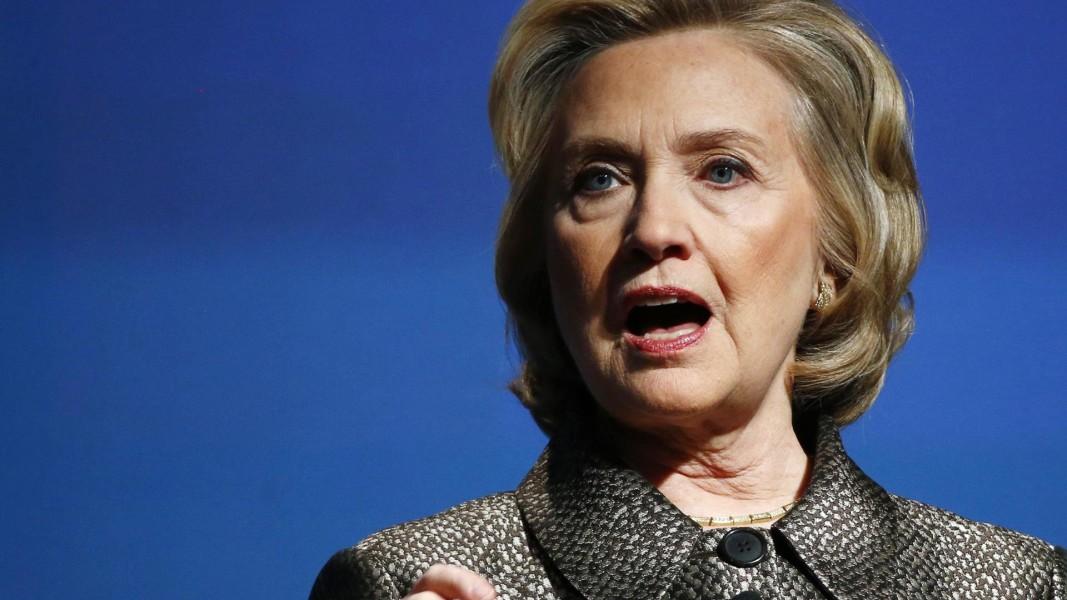 Watch Live Hillary Clinton Speaks To New York Media Nbc