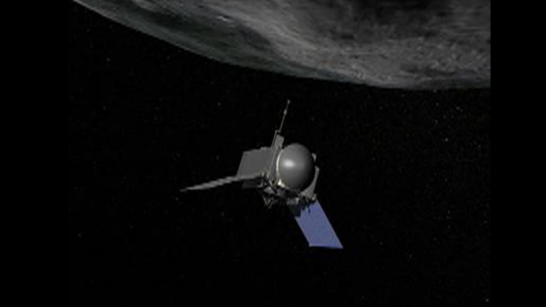 Watch Live: NASA Asteroid Mission - NBC News