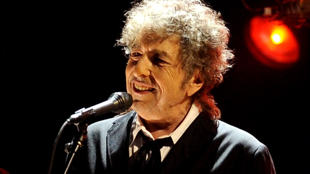 Image result for bob dylan 2017