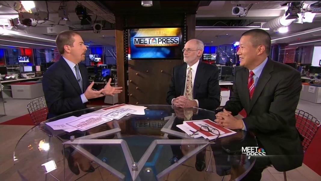 Nbc News Wall Street Journal Poll 2016 An Election About Fear