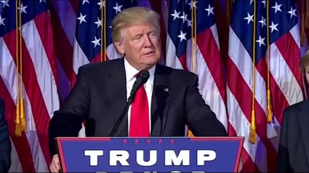 Watch Donald Trump's Full Presidential Acceptance Speech
