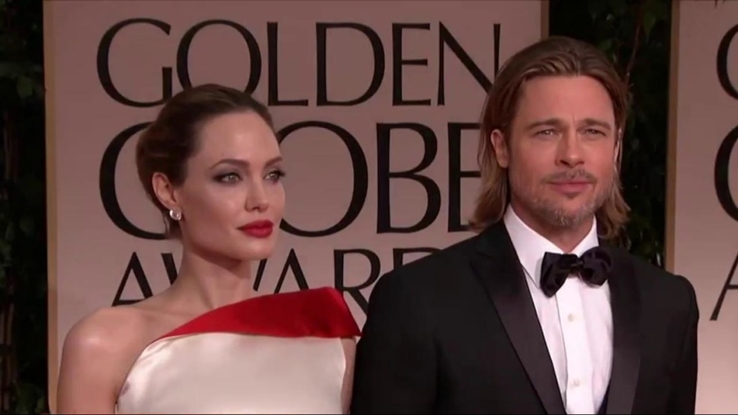 Brad Pitt Says Angelina Jolie Isn't Protecting Their Children's Privacy
