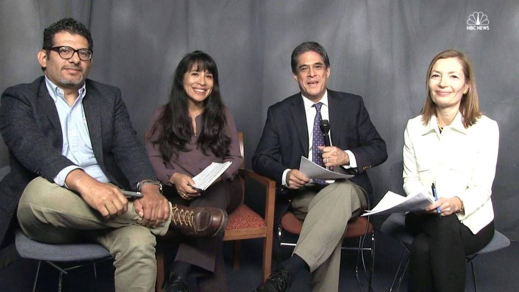 Nbc S Latino Facebook Live Election Day