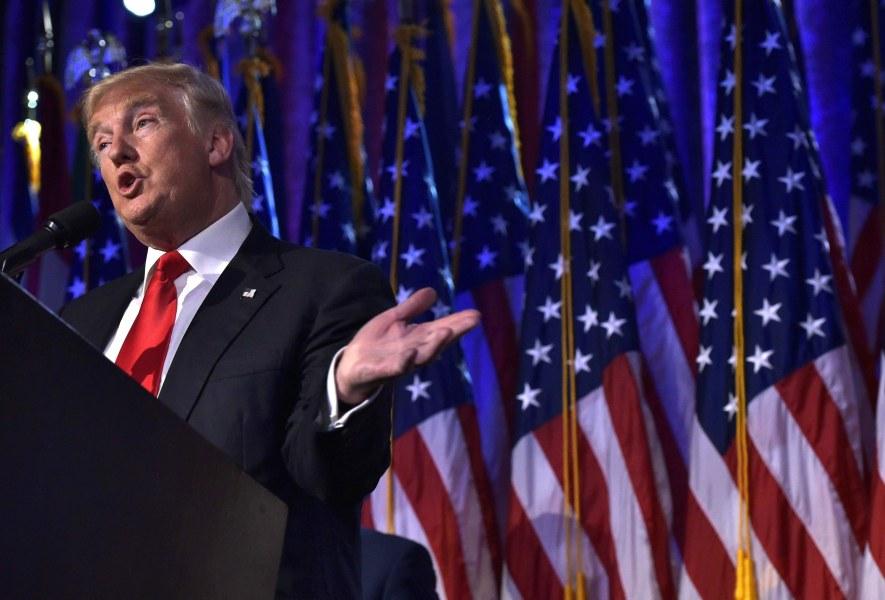 Nbc News Decision Night In America 2016