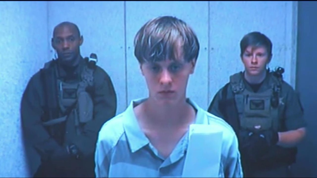 Dylann Roof Will Issue No Evidence When Representing Himself at Sentencing