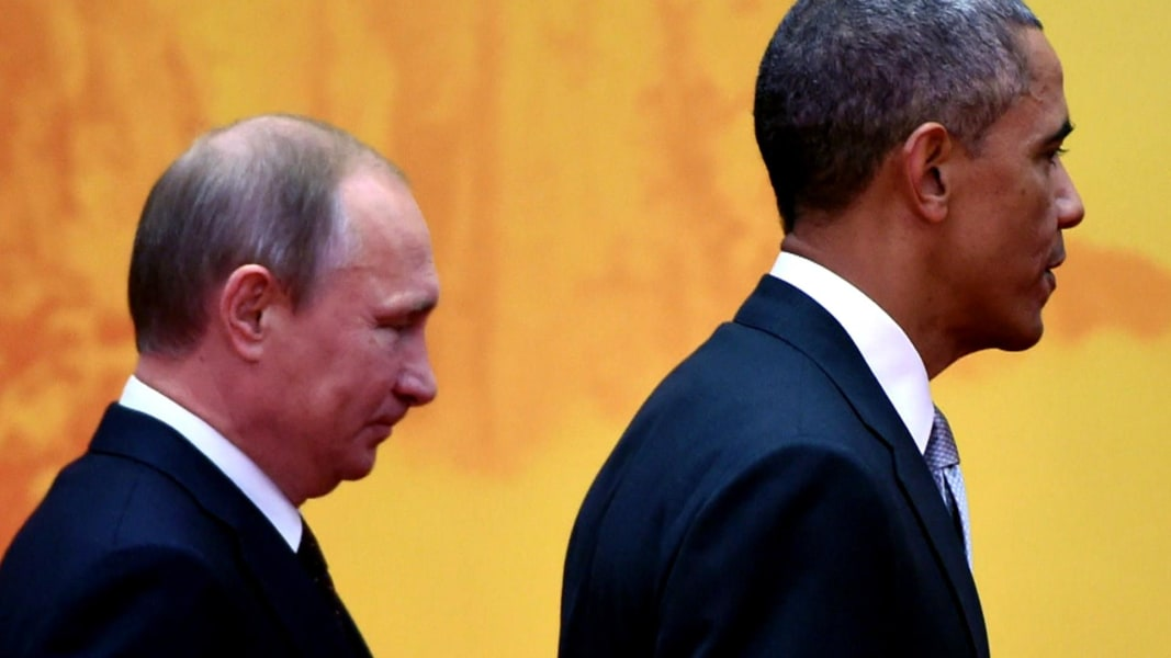 What Obama Said To Putin On The Red Phone About The Election Hack Nbc News