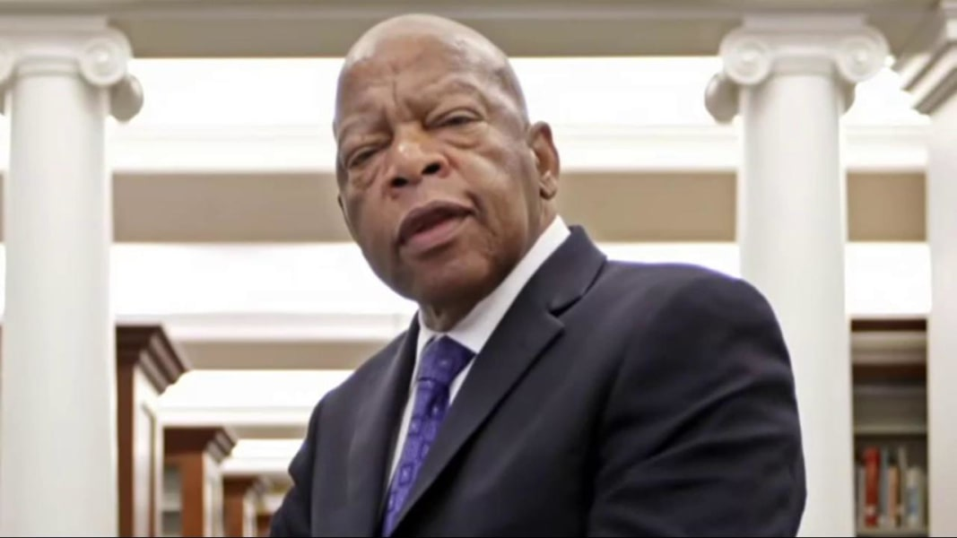 FNC's Corke Asks Obama What He Thinks About Dems Boycotting Inauguration