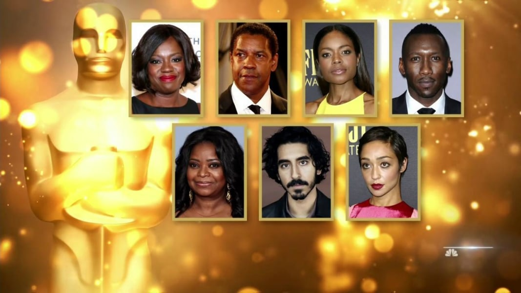 Image result for 2017 oscars nominees