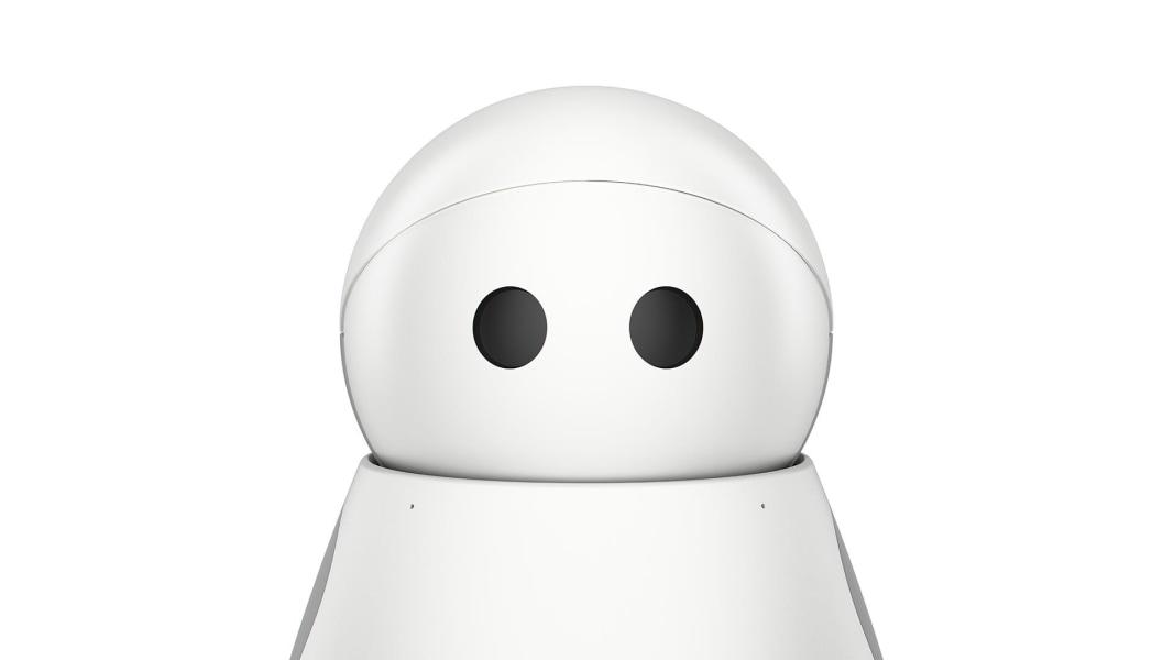 Introducing Kuri: Does Your Life Need a Home Robot? - NBC News George Clooney Trump