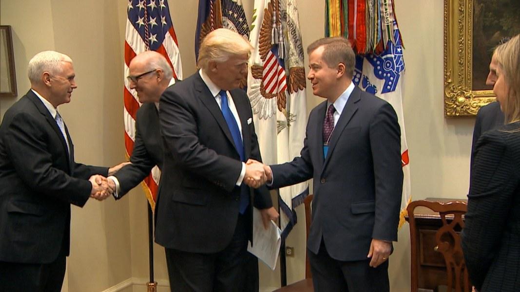 Trump Targets Visa Program He Says Hurts American Workers
