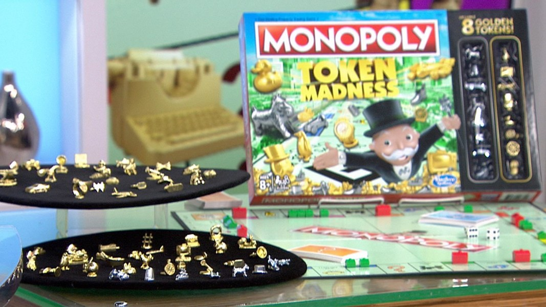 Fans vote for new Monopoly game pieces