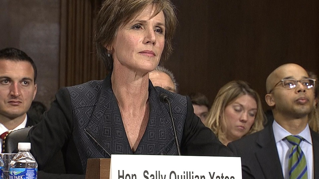Image result for photos of sally yates