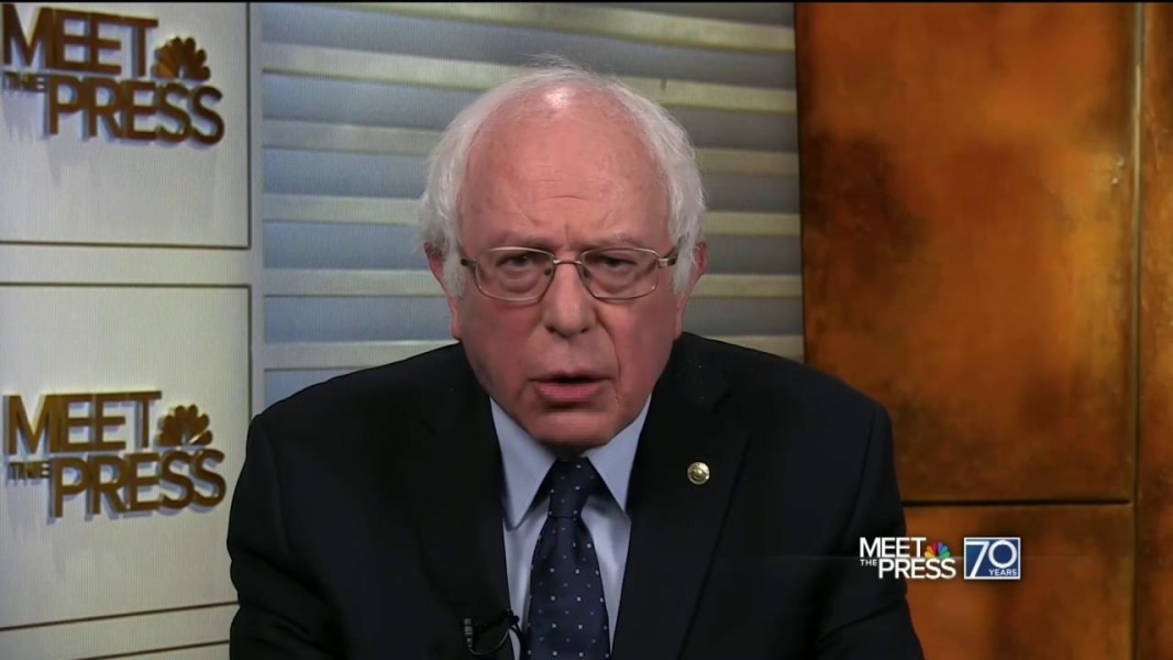 Sanders: Trump's Immigration Policies Are 'Racist'