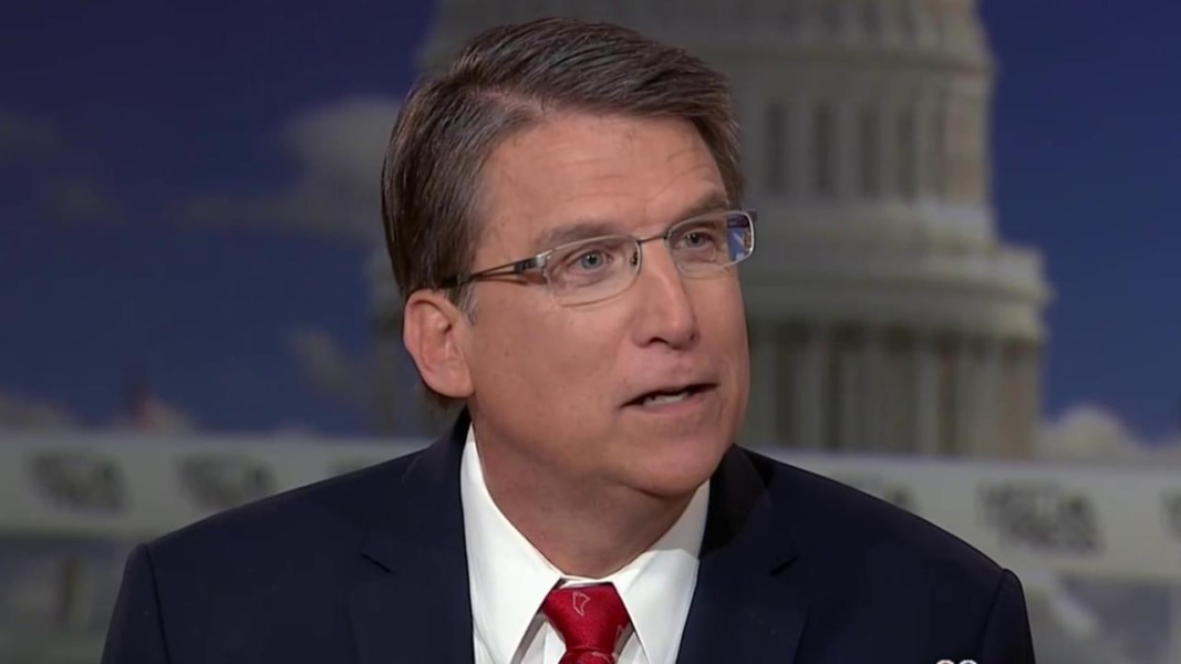North Carolina Governor Offers 39 Compromise 39 Repealing