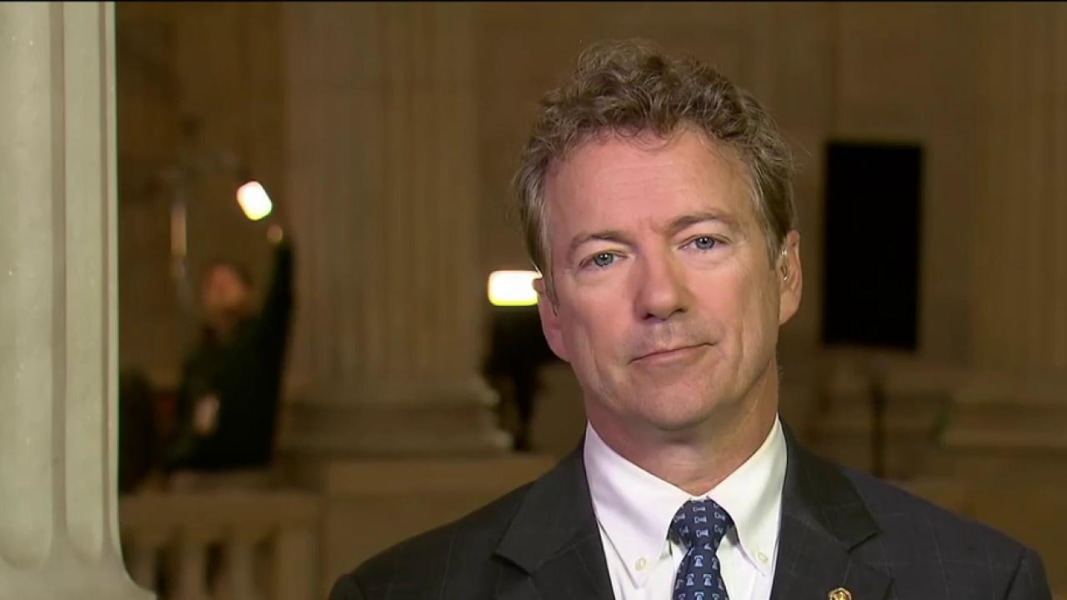 Image result for rand paul healthcare