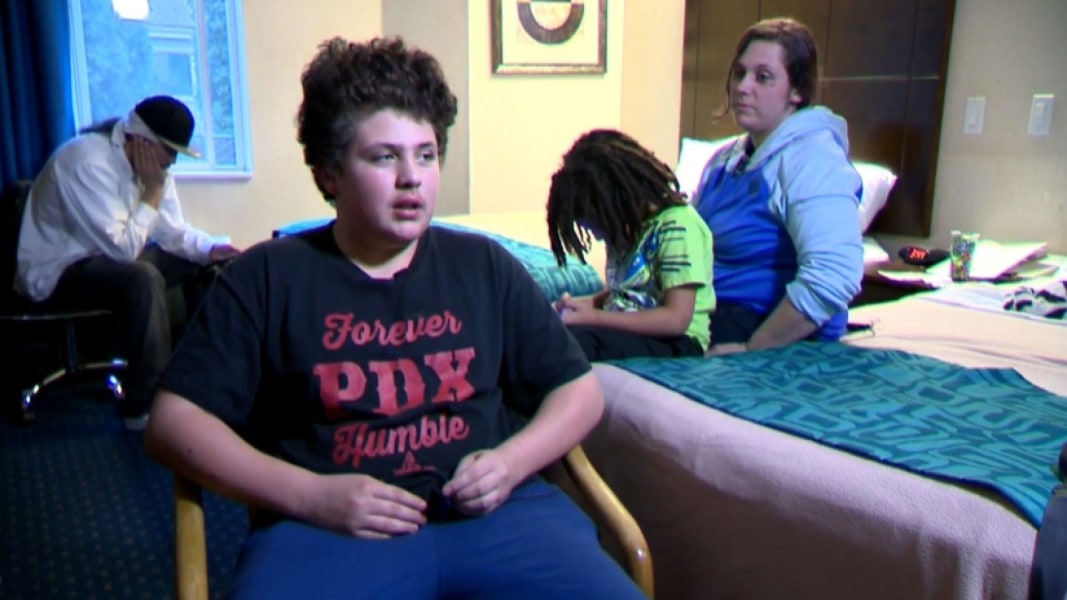 12-Year-Old Protects Siblings From Armed Intruder - NBC News