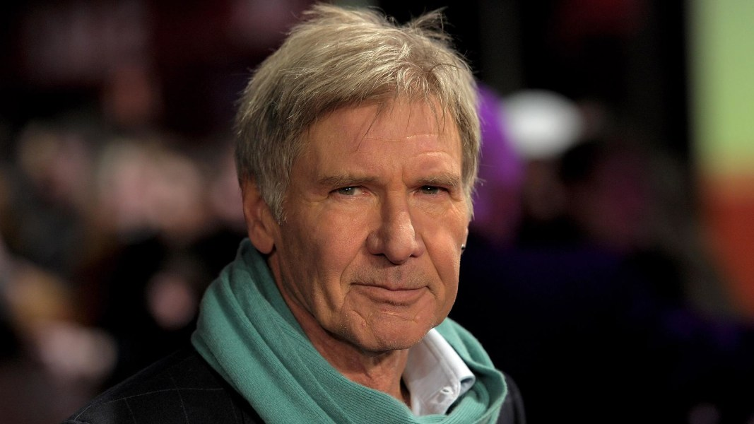 Harrison Ford's close call at airport caught on video