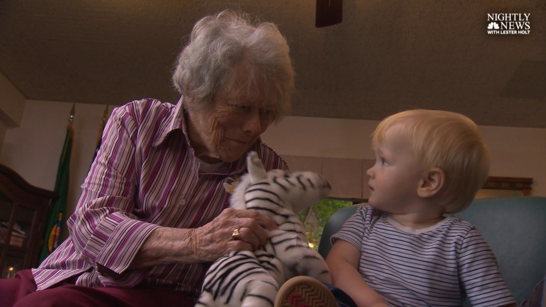 Seattle Daycare and Nursing Home Intersect in Beautiful, Chaotic ...