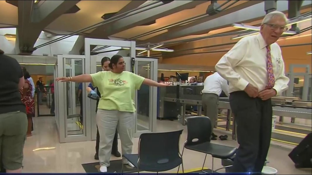 TSA unveiling 'more thorough' pat-down process
