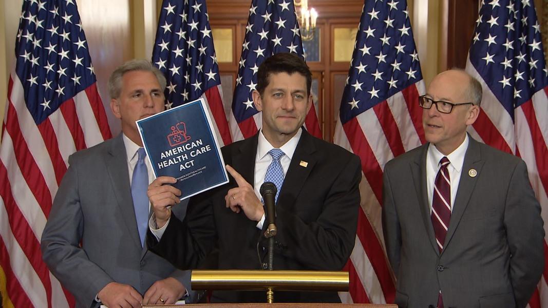 American Health Care Act  >> Speaker Paul Ryan Introduces American Health Care Act Nbc News
