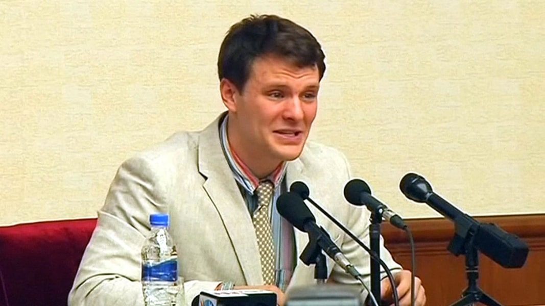 US college student freed from North Korea after falling into extended coma