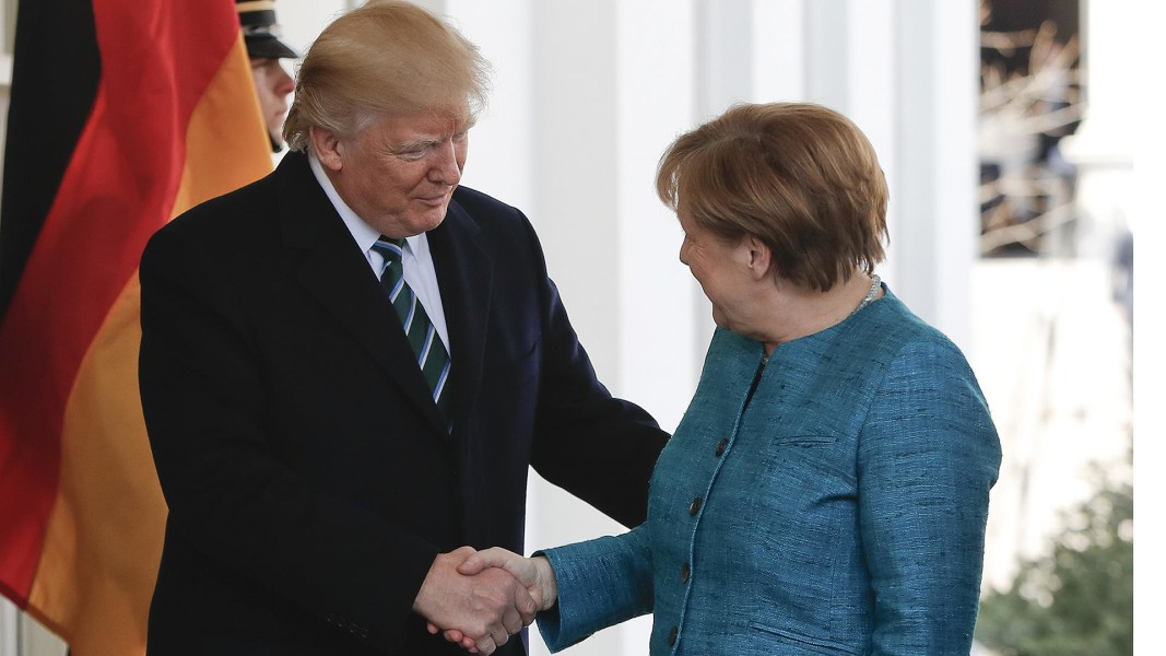 news watch live trump merkel hold joint press conference