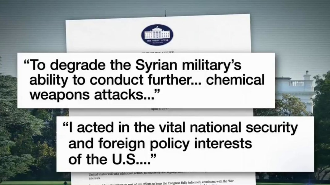 US strike on Syrian air base has limited impact on Assad
