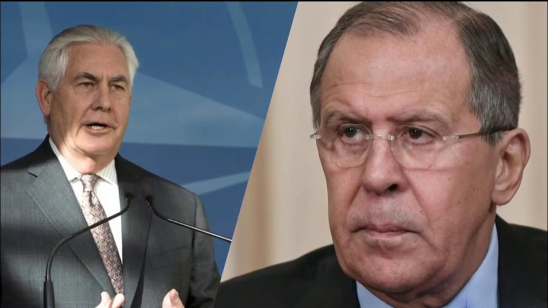 Tensions Rise: Russia, Iran, U.S. in War of Words Over Syria Strikes