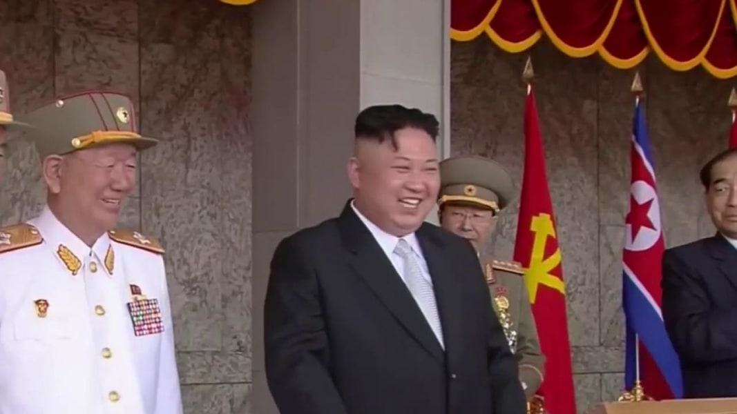 North Korea: 'We will go to war with US if they choose'