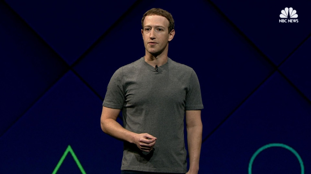 Mark Zuckerberg Addresses 'Facebook Killer'