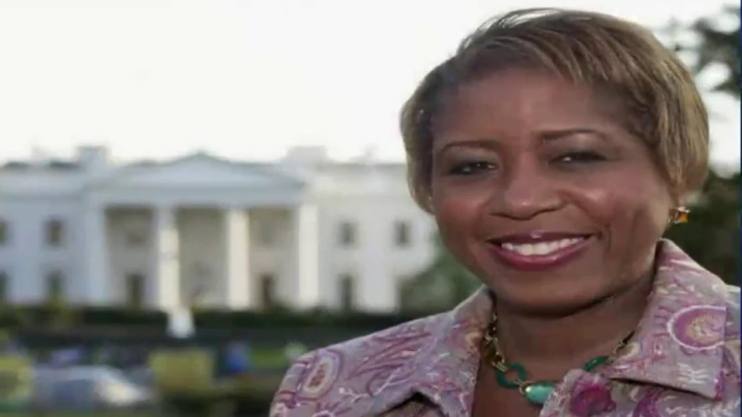 First female usher in WH history no longer in post
