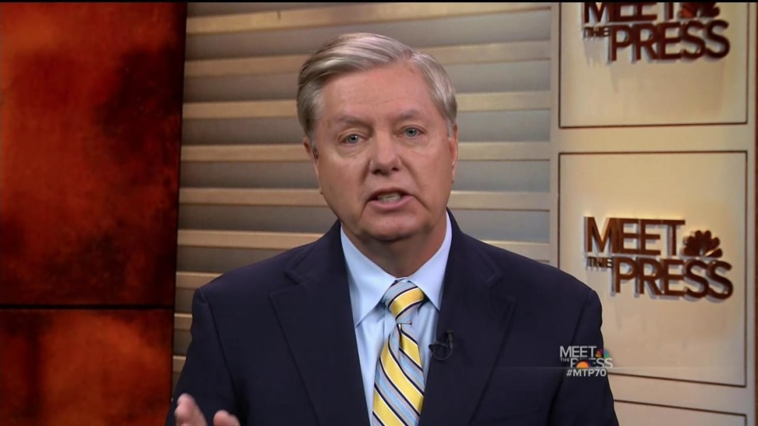 Full Interview Graham On Comey Firing And Russia 943544387694