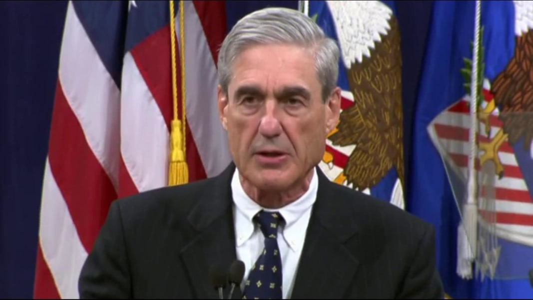 Robert Mueller's appointment could be opportunity for White House
