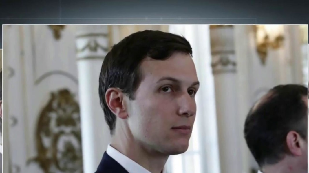 Jared Kushner under Federal Bureau of Investigation  scrutiny
