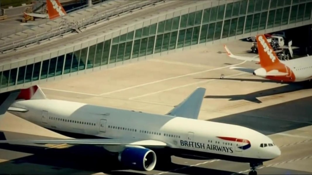 oligopoly market of british airways Market structure of the airline industry the key characteristics of the oligopoly market studied on how british airways used scenario planning to.