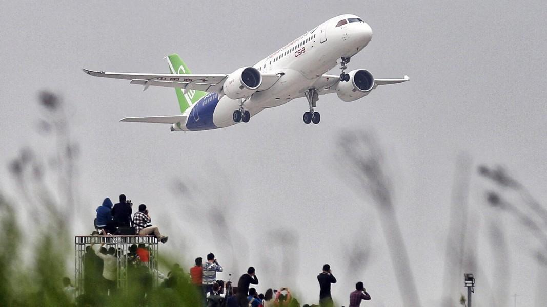 趁C919首飞,818中国航空史的那些事-108楼