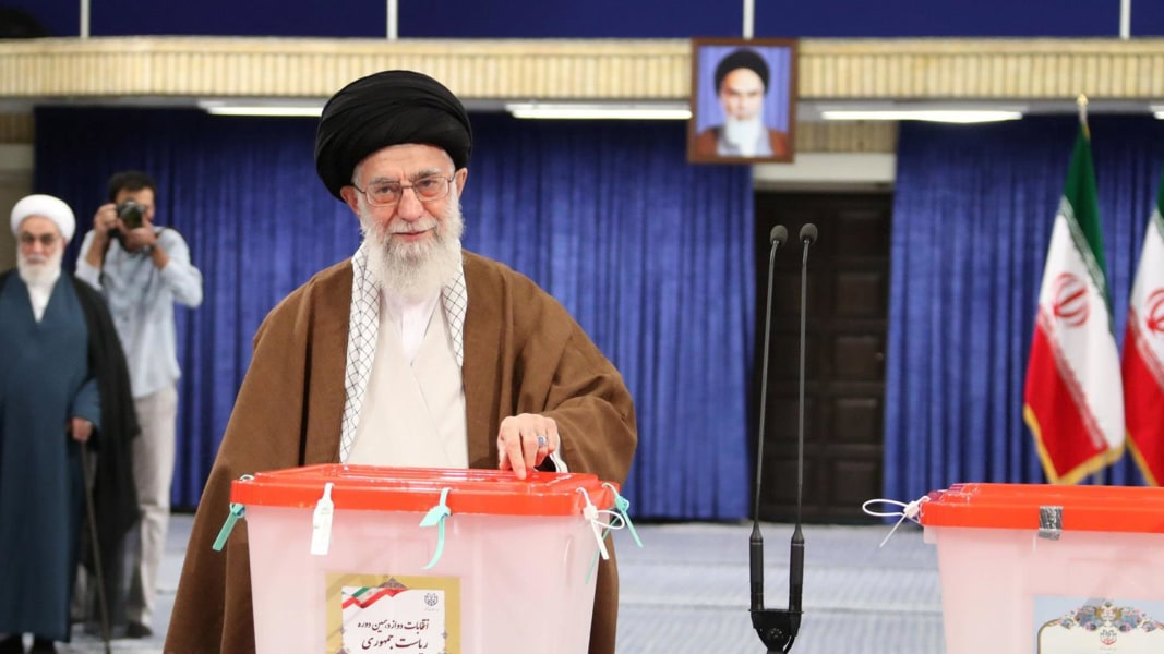Polls open in first Iran presidential vote since atomic deal