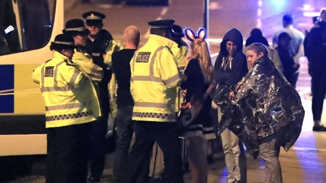 Police name suspect in Manchester bombing