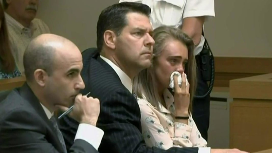 Will Michelle Carter be sentenced to prison? Maybe not