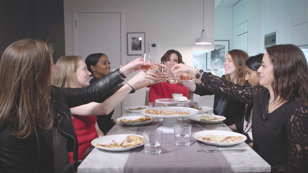 Dinner Party Video Part - 43: Millennial Women Reveal All In Quest For Passion, Love And Money