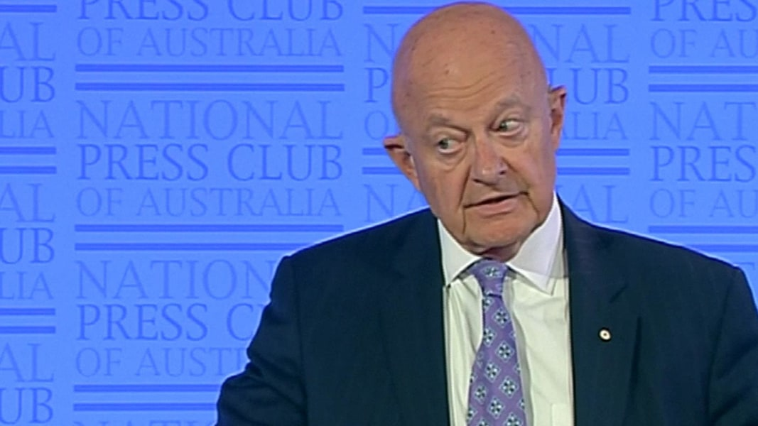 James Clapper: 'Watergate Pales' in Comparison to Russia Allegations